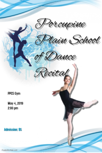 Dance Recital @ PP School Gym