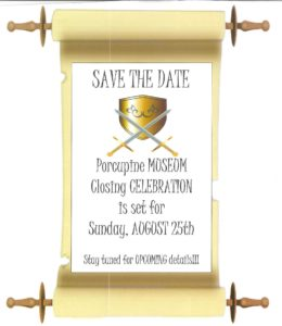 Porcupine Museum Closing Celebration