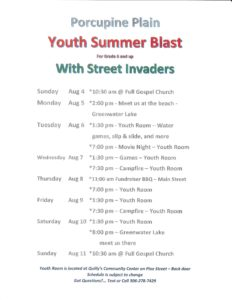 Street Invaders @ See poster for details