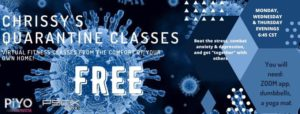 FREE Online Fitness Classes @ Virtual/Online Classes
