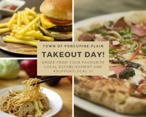 Takeout Day!